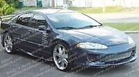 Intrepid Body Kit For Sale PLUS Chrome Rims and Tires
