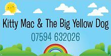 Kitty Mac And The Big Yellow Dog