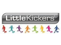 Little Kickers - Football class for two to five year olds, Gillingham