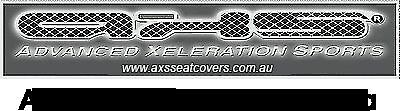 AXS Seat Covers Australia