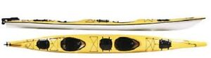 COMPLETE TANDEM SEA KAYAKING SET UP. PERFECT FOR COUPLE