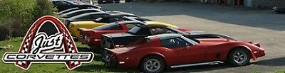 Just Corvettes
