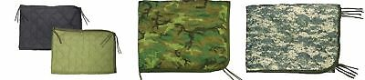 Rothco 8375/8475 GI Type Poncho Liner - 62 Inches x 82 Inches-ACU-Wlnd Camo - Gi Type Poncho Liner