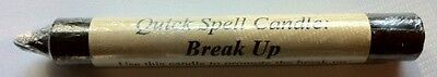 Break Up or Divorce Quick Spell Ritual Candle!