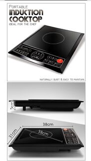 Portable induction hot plate cooker Brighton Bayside Area Preview
