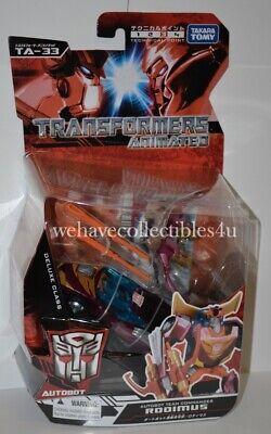 Transformers Animated Hot Rodimus Action Figure TA-33 Takara Tomy