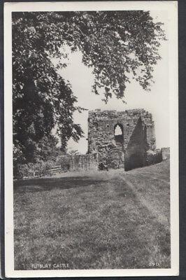 Staffordshire Postcard - Tutbury Castle   RS11224 Tutbury Castle