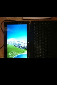 Microsoft surface pro - 128gb - comes w monitor and keyboard