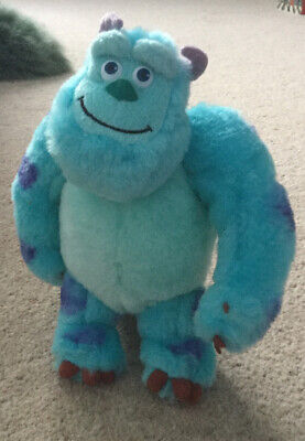Disney Pixar Monsters Inc Sully plush