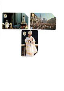 VII CENTENARIO LAURETANO - GOLDEN 425-426-427 - Italia - VII CENTENARIO LAURETANO - GOLDEN 425-426-427 - Italia