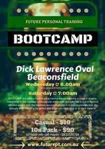 Future Personal Training - Bootcamp Fremantle Fremantle Area Preview