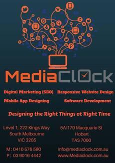 Web design/Search engine optimisation.