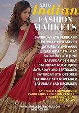 Looking for Stall holders for the INDIAN FASHION MARKETS Sydney Region Preview