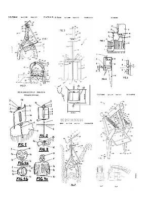 Mole Trap, Mole Catcher, 120 Patents, 600 Pages