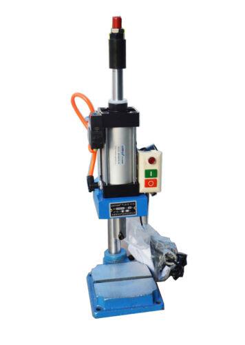 INTBUYING 110V Vertical Pressure Pneumatic Punch Press Machine 352lb/160kg