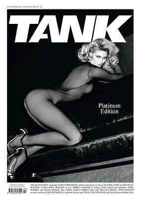 TANK Magazine,Michelle Buswell,Andy Warhol,Lady Gaga,Nobuyoshi Araki,Hans-Obrist for sale  Shipping to Ireland