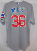 Chicago Cubs Game Worn Jersey