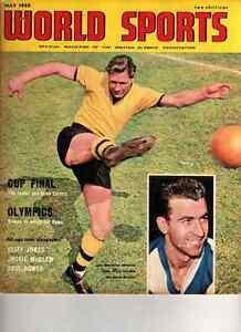 WORLD-SPORTS-UK-VINTAGE-MAGAZINE-MAY-1960-SUGAR-RAY-ROBINSON