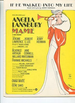 Hello Dolly Voice Vocals Choral Present Gift Sheet Music Book Jerry Herman
