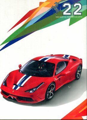Ferrari Magazine 22 2013 458