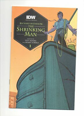 THE SHRINKING MAN #1 RETAILERS EXCLUSIVE (Mens Retailers)