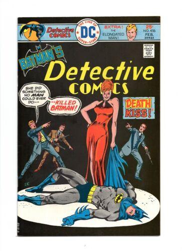 Detective Comics #456, 1976, DC, high grade