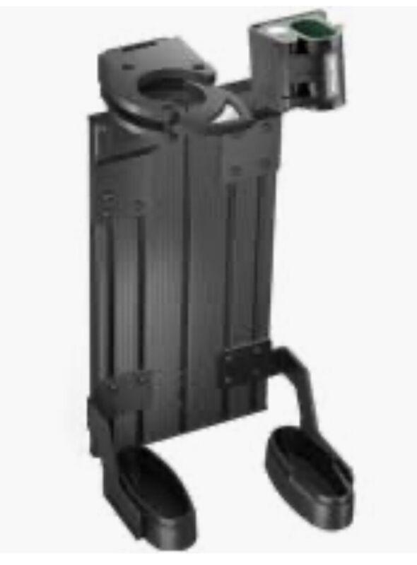 Shotgun Rifle Holder Dual Law Enforcement Vehicle Power Locks  Setina RZR JEEP