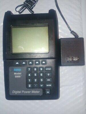 Bird Electronic Corporation Model 5000 Digital Rf Power Watt Meter