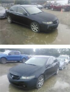 2004 Acura TSX FOR PARTS ONLY COMPLETE