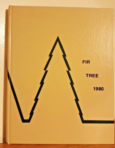 1980 Fir Tree Woodberry Forest School Yearbook, Woodberry Forest, Virginia