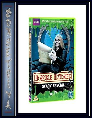 HORRIBLE HISTORIES - SCARY HALLOWEEN SPECIAL  **BRAND NEW DVD ** - Horrible Histories Halloween Special