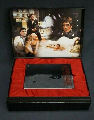 ++ AL PACINO SCARFACE TWO-DISC ANNIVERSARY EDITION COLLECTOR'S BOX SET ++