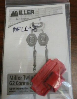 Miller Twin Turbo G2 D-pad Connector Clip - Red