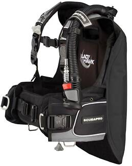 ScubaPro Ladyhawk Ladies Small SCUBA BCD with Air2