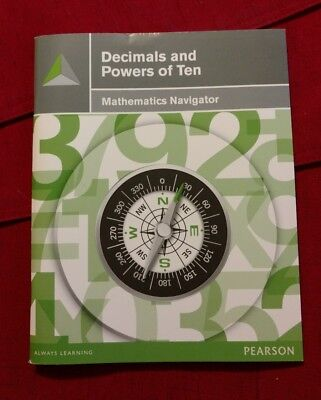 Decimals And Powers Of Ten  Mathematics Navigator  Paperback   2006