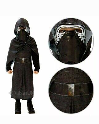 Star Wars Skywalker Kylo Ren Fancy Dress Costume Mask, Child large (7-8 years)