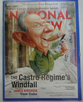 National Review Magazine The Castro Regimes Windfall May 2015 051915R2