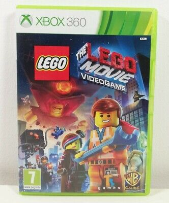 The LEGO Movie Videogame Xbox 360 Game Near Mint Condition PAL UK Fast Free P&P