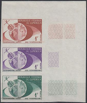 Kamerun Cameroun 1963 ** Mi.381 Color Proof ESSAY Weltraum Space Espace