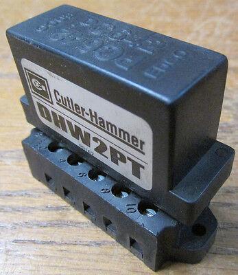 Unused Nos Cutler Hammer Dhw2pt Datacom Surge Protector Transient Voltage