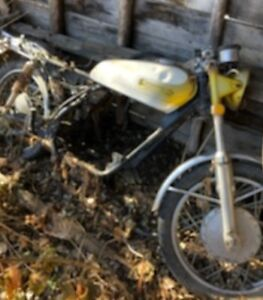 Parting Out 1971 Yamaha DS7 250