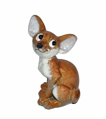 Paco - Kitty's Kennel Chihuahua Figurine RARE