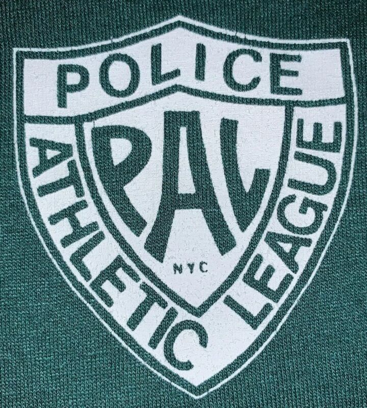NYPD New York City Police Department NYC T-Shirt Sz 2XL PAL Athletic League NEW