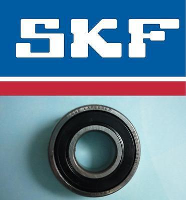 2 Stk. SKF Rillenkugellager 6202 2RSH  Kugellager 6202 2RS  15x35x11 mm