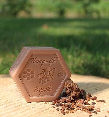 Honigseife mit Propolis, Kronenhonig aus der Eifel