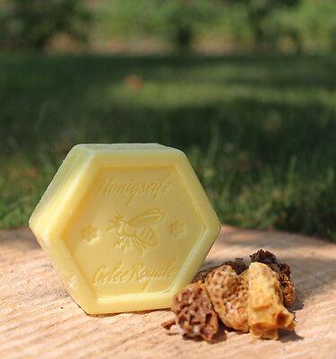 Honigseife mit Gelee Royale 100 g, Kronenhonig aus der Eifel - Gelee Royal Honig
