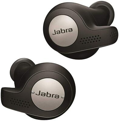 JABRA ELITE 65T Earbuds - Titanium Black