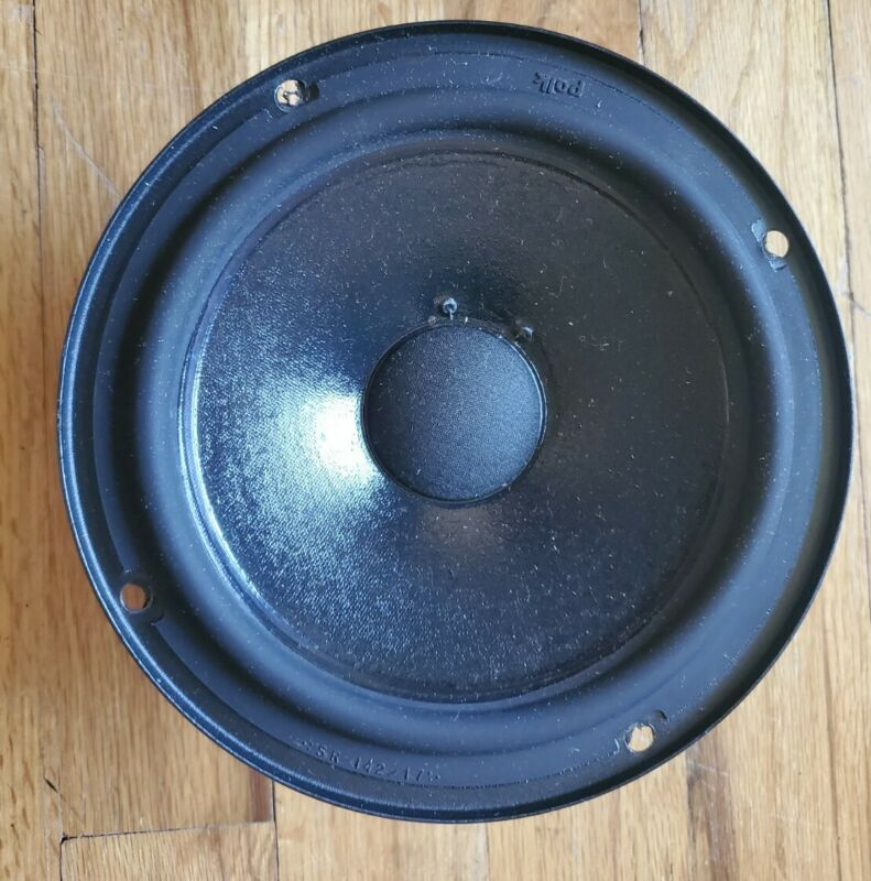 "Polk MW 6503 Vintage 6.5"" speaker - Fully  Tested"
