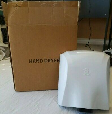 Stelpro Automatic Hand Dryer Energy Efficient 100-130v High Power New