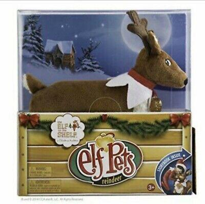 New Elf On The Shelf Reindeer Pet only no book